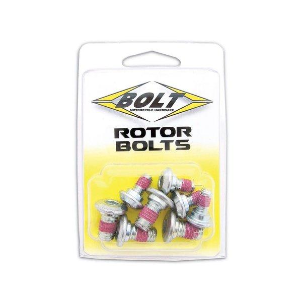 Bolt Schijfrem Bouten Complete Set Suzuki RM-Z250/450 - Kawasaki KX-F250 /450