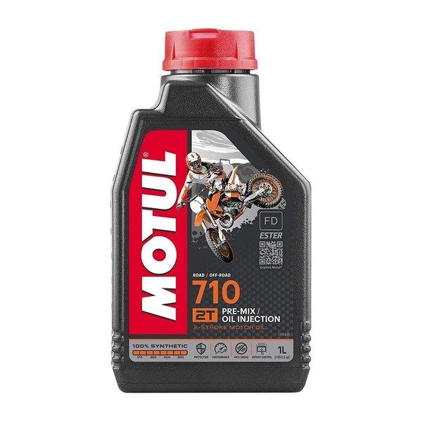 Motul MOTUL 710 2T Mengsmering