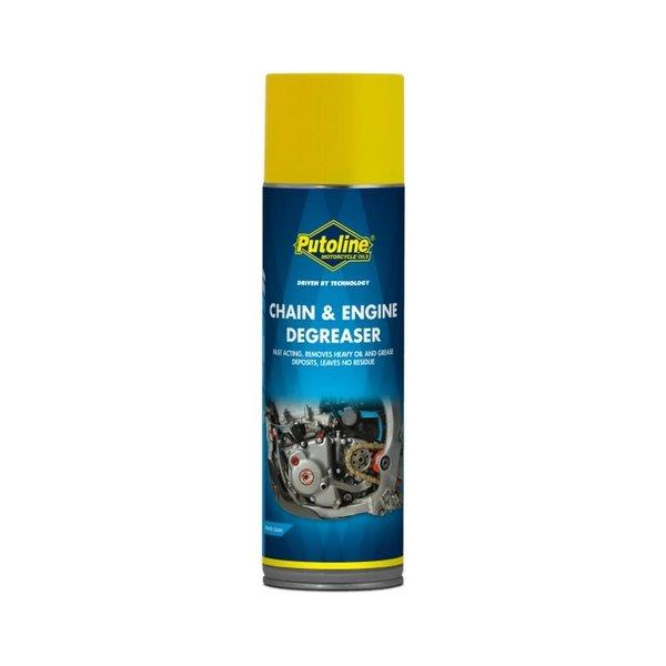 Putoline PUTOLINE CHAIN & ENGINE DEGREASER 500ML