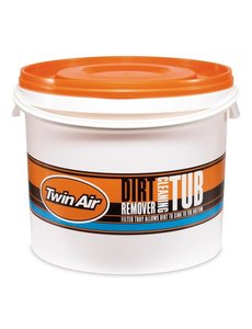 Twin Air Twin Air Cleaning Tub, including Cages Orange + Black (10 liter)