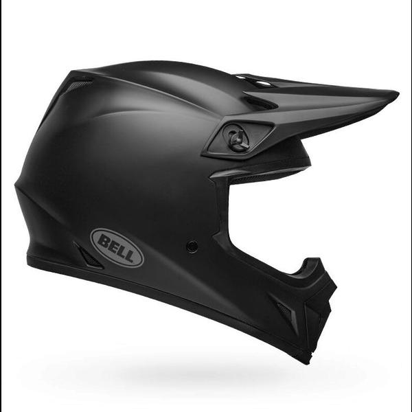 Bell BELL MX-9 Mips Solid Helm Matte Black
