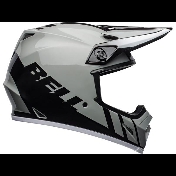 Bell BELL MX-9 Mips Helm Dash Grijs/Zwart/Wit