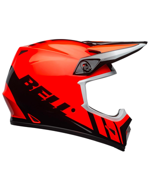 Bell BELL MX-9 Mips Helm Dash Oranje/Zwart