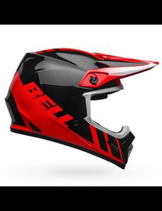 Bell BELL MX-9 Mips Helm Dash Zwart/Rood