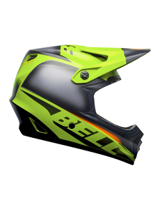 Bell BELL Moto-9 Youth Mips Helmet Glory Green/Black/Infrared