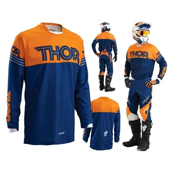 Thor shirt S6Y PHAS HYPR NV maat Jeugd M