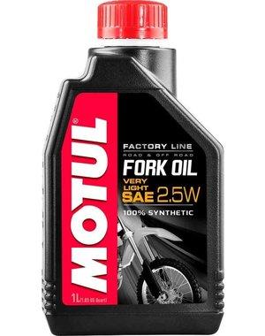 Motul MOTUL Voorvorkolie Factory Line 2.5W 100% Synthetisch 1L