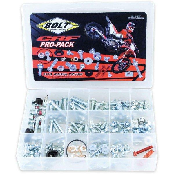 Bolt BOLT PRO PACK HONDA VOOR CR-CRF 2000 & +