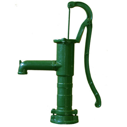 Waterpompen voor het verplaatsen van water