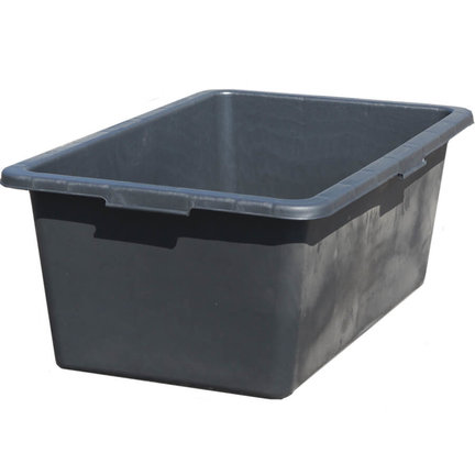 Rechthoekige kuipen tot 150 liter