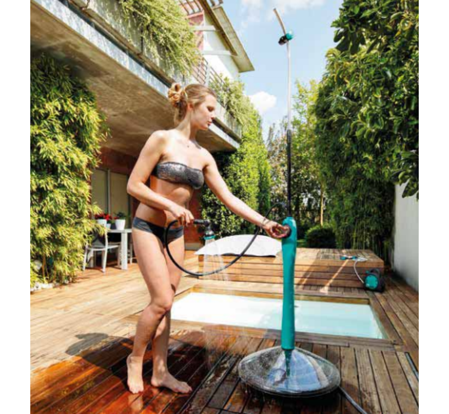 Sunny Style Solar Premium Buitendouche Blauw