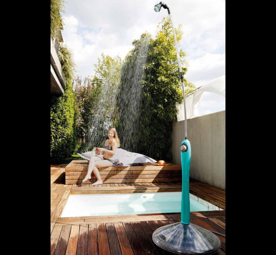 Sunny Style Solar Buitendouche Blauw