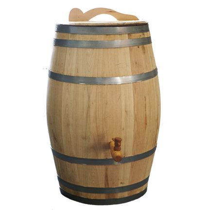 Een houten regenton vindt u op Tuinartikelen.nu