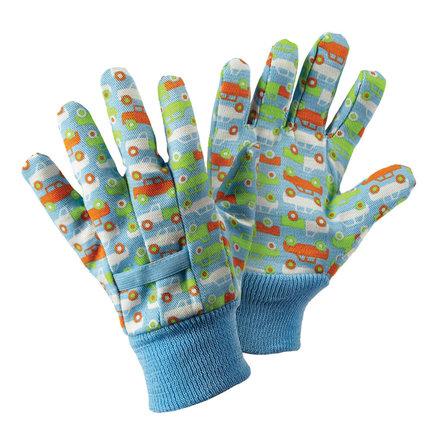 Bescherm de kleine handen met kindertuinhandschoenen