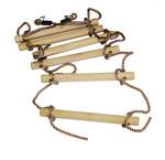 Trapezes en touw