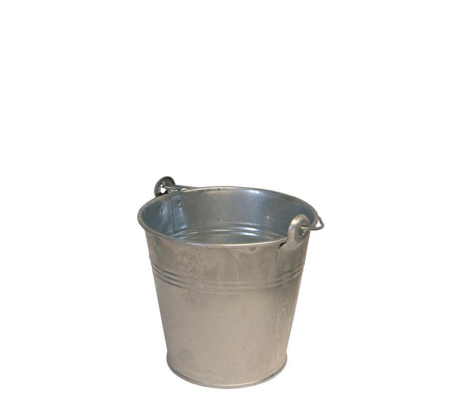 Emmer 4 liter - Zink