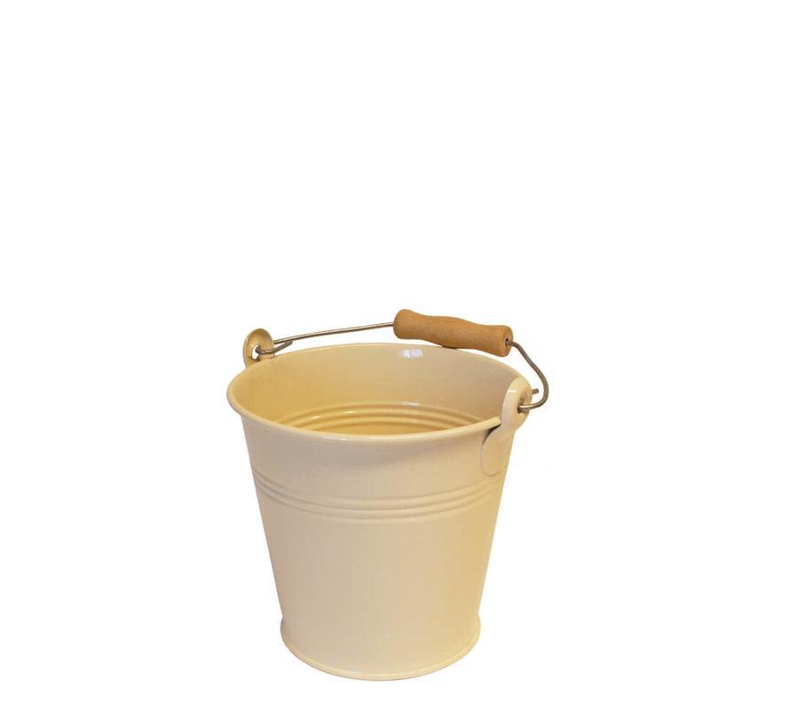 Emmer 4 liter - Ivoor
