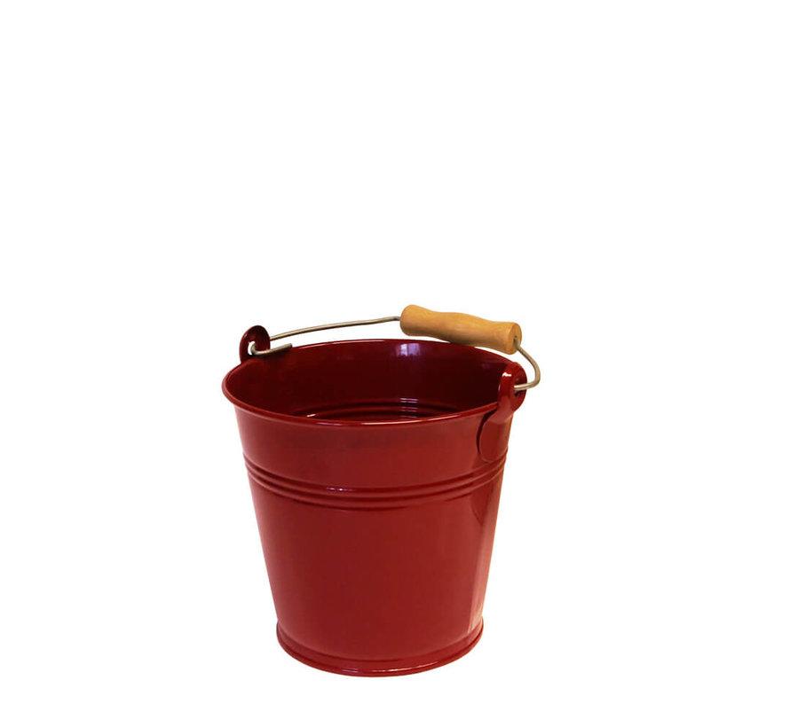 Emmer 4 liter - Wijnrood