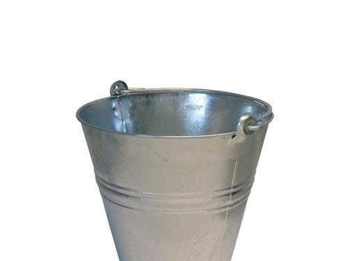 Kovotvar Emmer 8 liter - zink