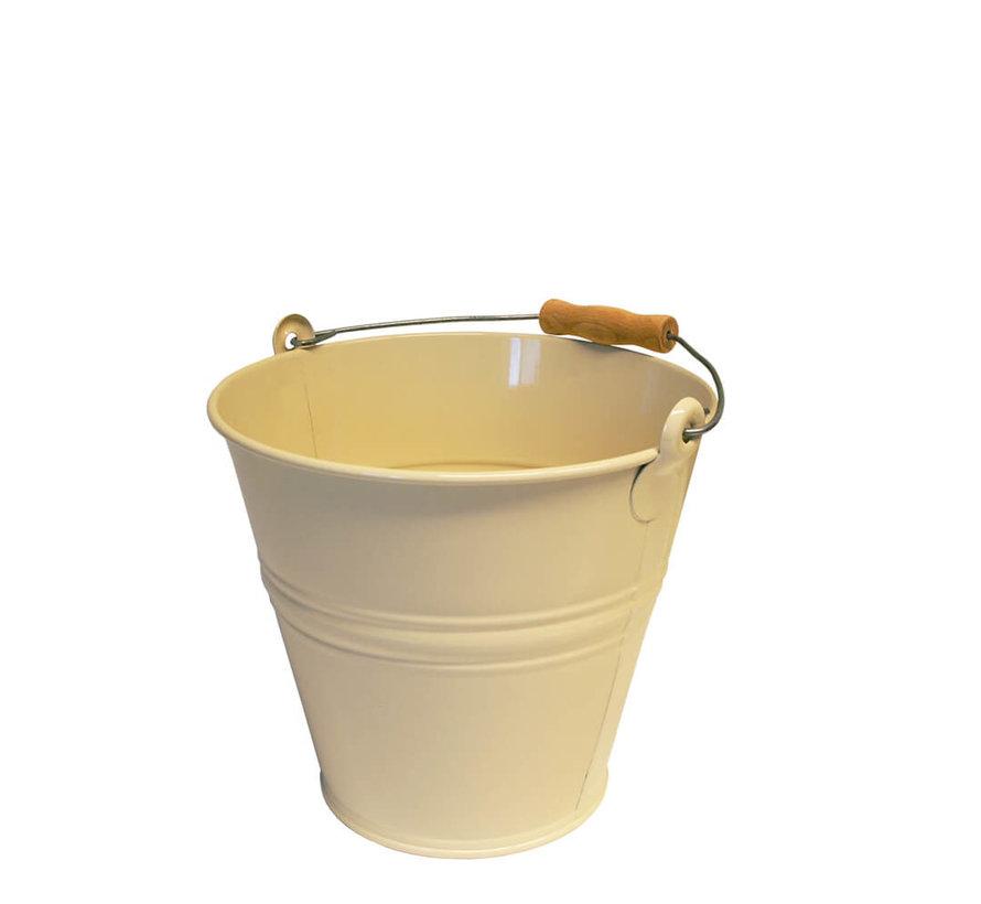 Emmer 8 liter - Ivoor