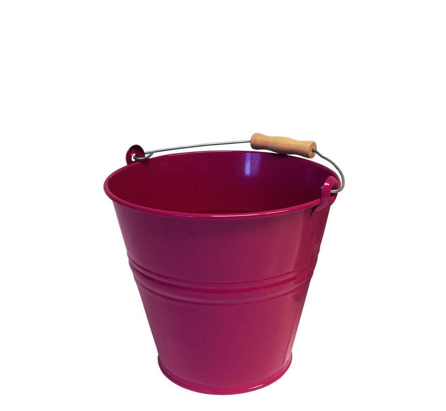 Emmer 8 liter - Fuchsia