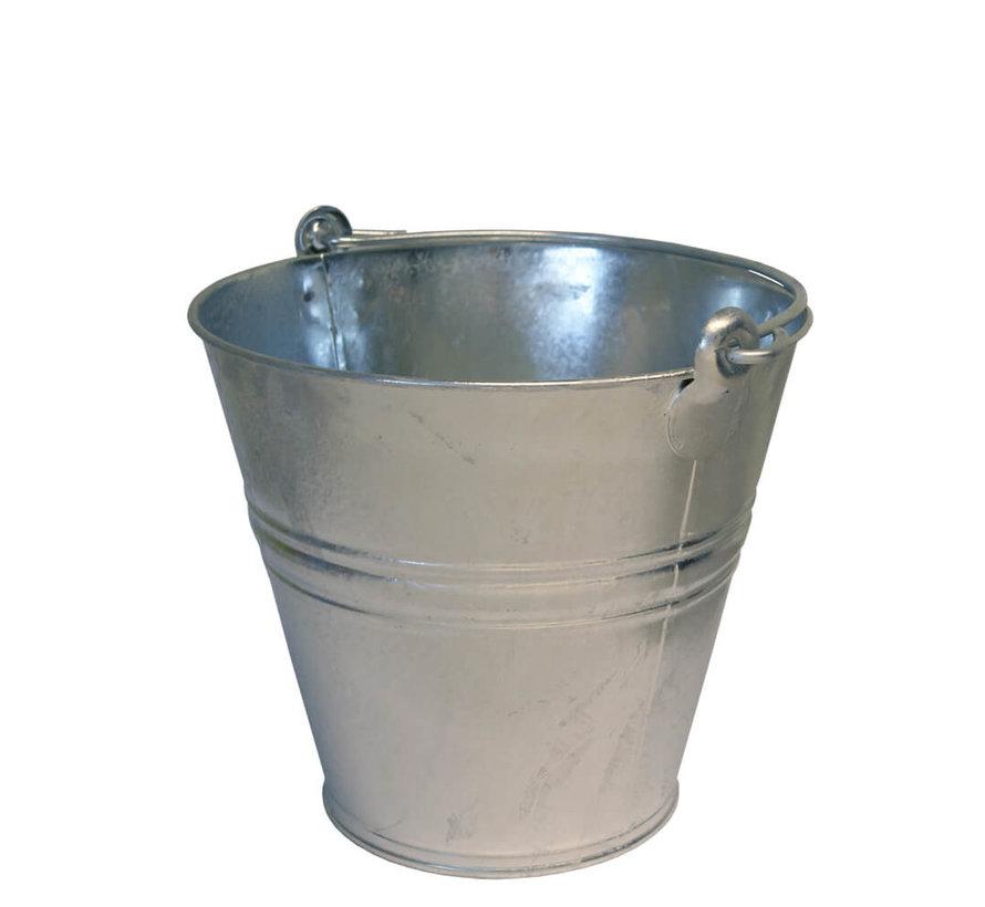 Emmer 12 liter - Zink