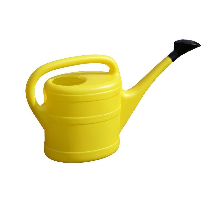 Geli gieter 5 liter - Geel