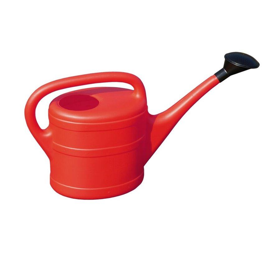Geli gieter 5 liter - Rood