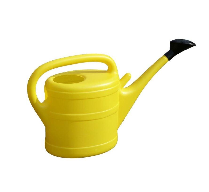 Geli gieter 10 liter - Geel