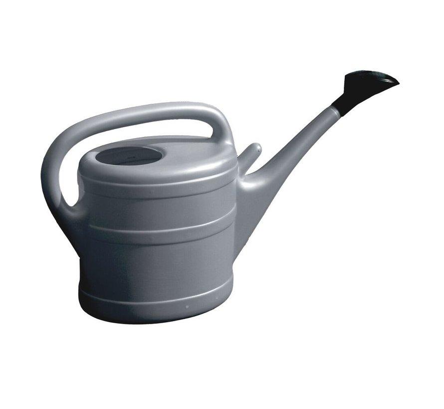 Geli gieter 10 liter - Antraciet