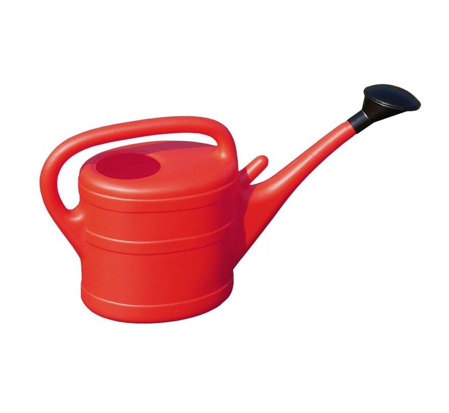 Geli gieter 10 liter - Rood