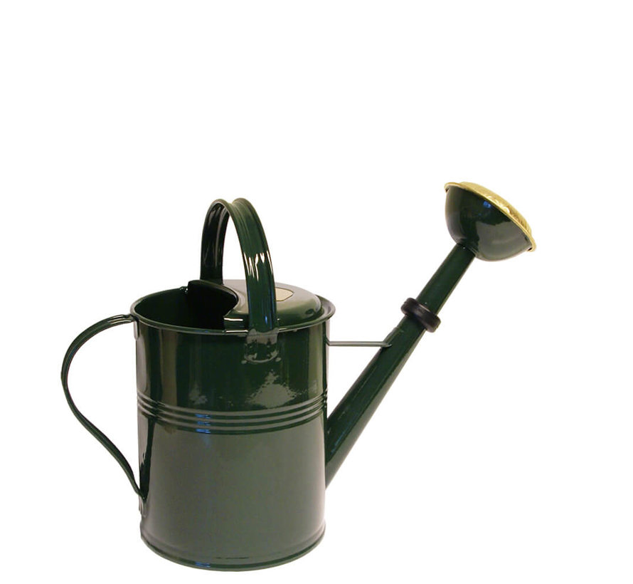 Gieter 5 liter - Zink - Groen