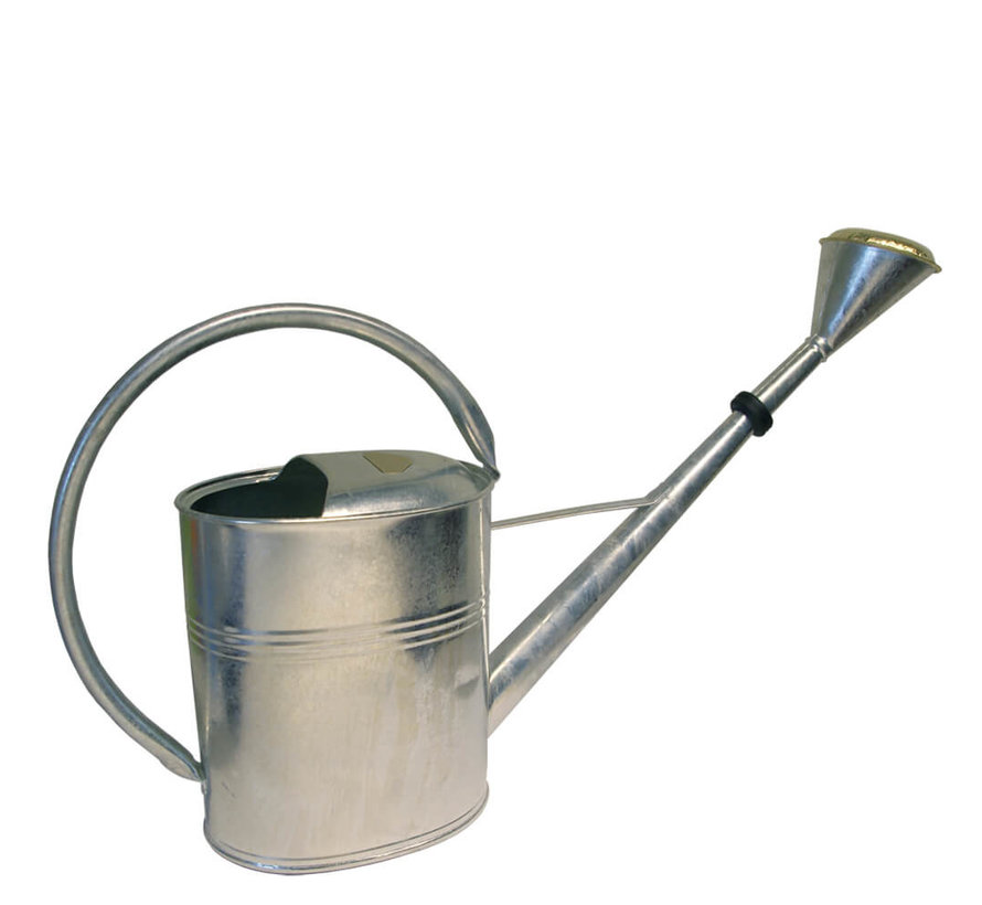 Gieter Ovaal 8 liter - Zink