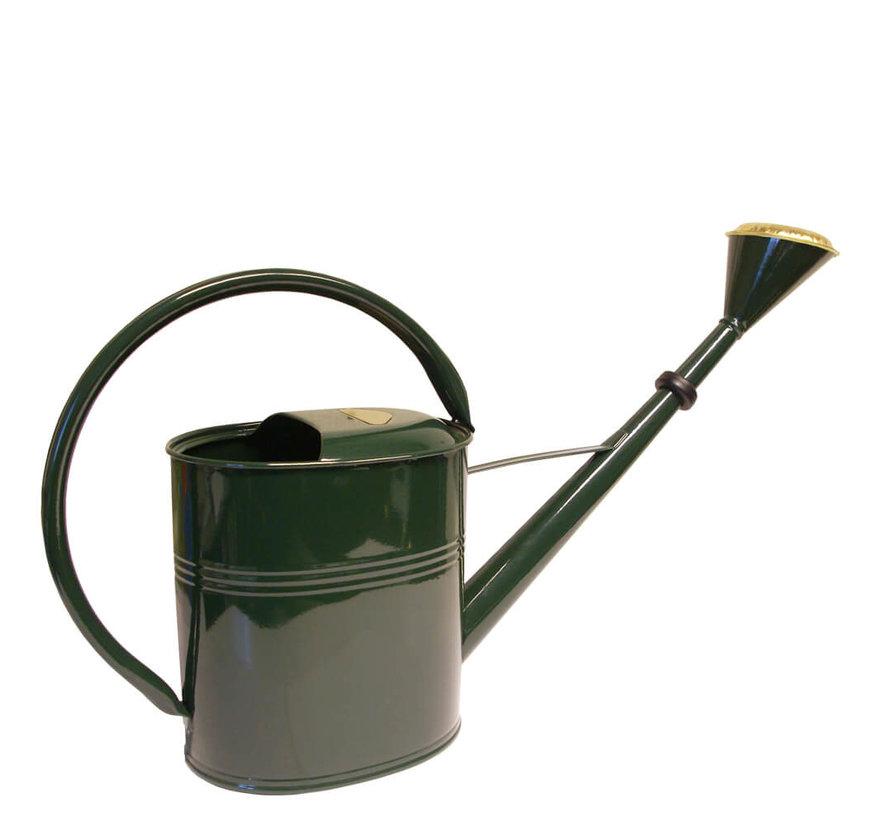 Gieter ovaal 8 liter - Zink - Groen
