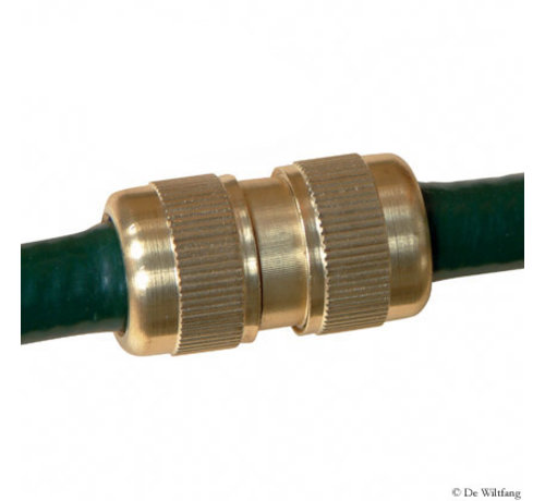 De Wiltfang Reparatiekoppeling voor 1/2 duims slang