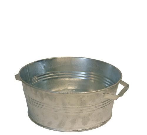 Kovotvar Teil - ø 26,5 cm - Zink