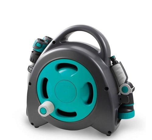 G.F. Garden Slanghaspel Aqua Bag Maxi - Blauw