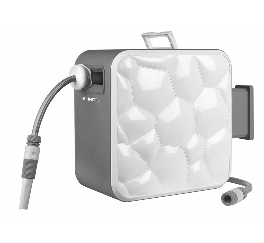 Slanghaspel SL20 - Cube Haspel - Eurom