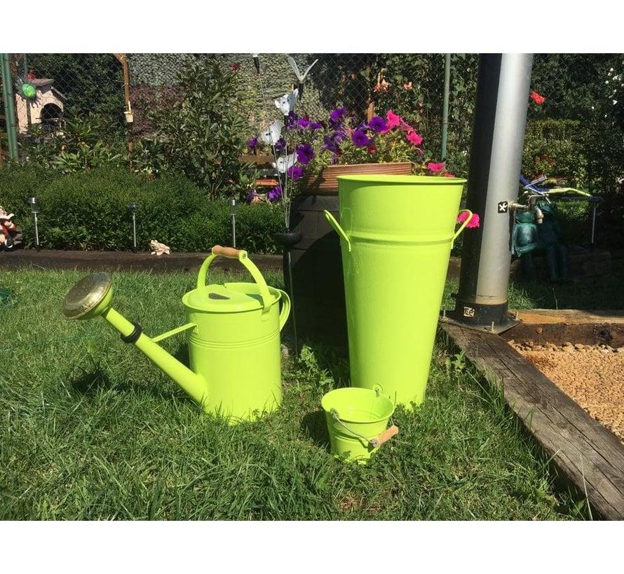 Waterkan 1,8 liter - Zink - Lime