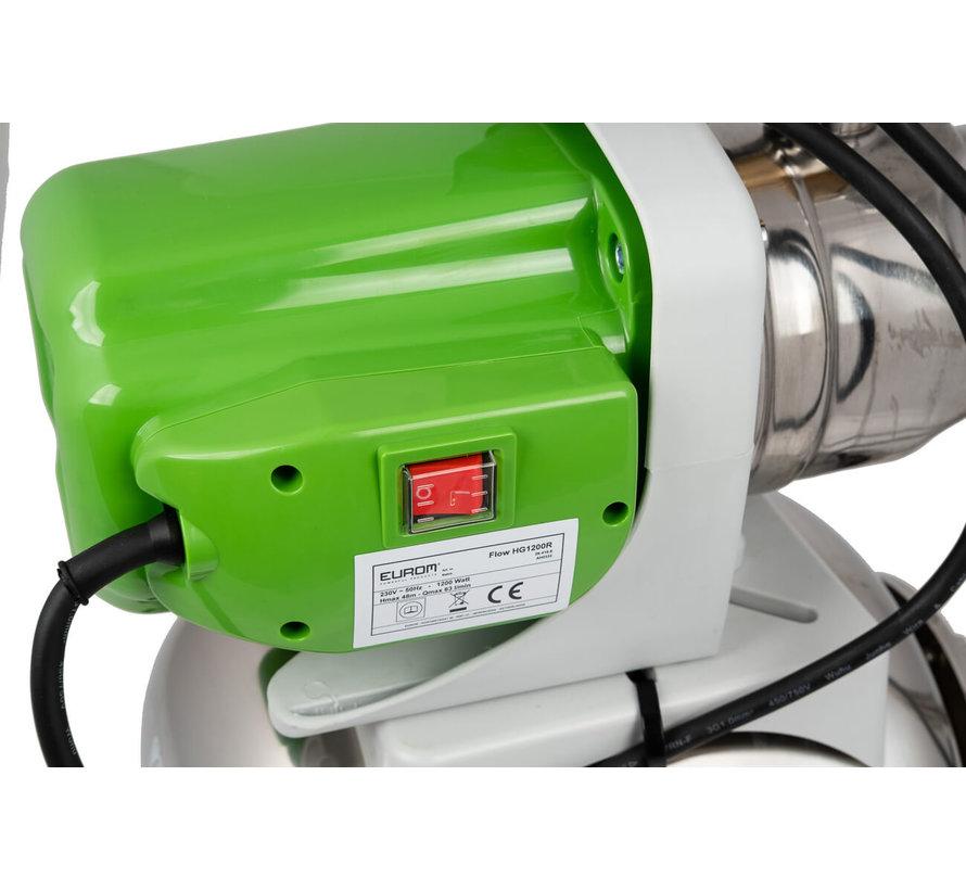 Hydrofoorpomp - HG 1200R - Eurom