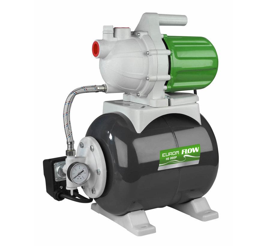 Hydrofoorpomp HG 800P Eurom