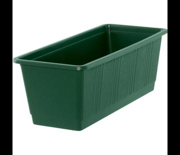 Geli Balkonbak 40cm donker groen