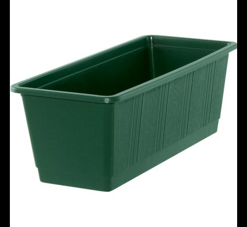Geli Balkonbak 40 cm donker groen