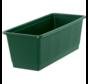 Balkonbak 40cm donker groen