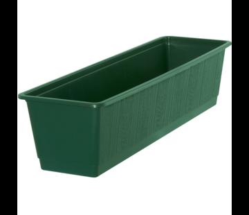 Geli Balkonbak 60 cm donker groen