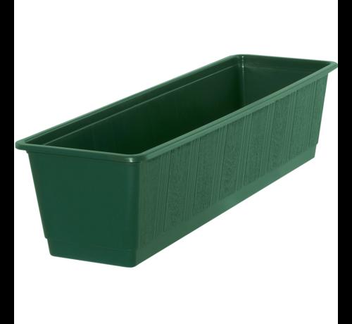 Geli Balkonbak 60cm donker groen