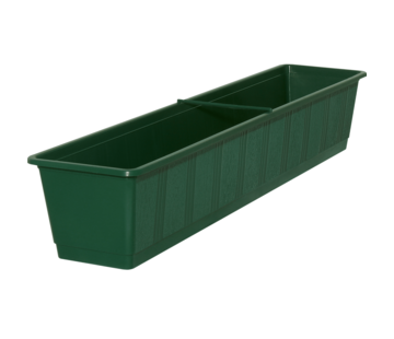 Geli Balkonbak 80 cm donker groen