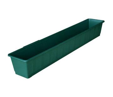 Geli Balkonbak 100 cm donker groen