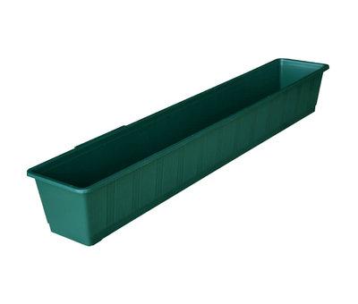 Geli Balkonbak 100cm donker groen