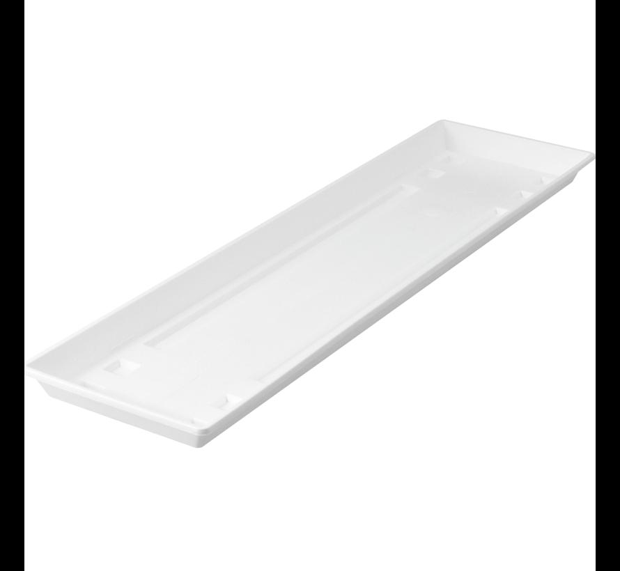 Onderzetter 60 cm wit